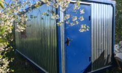 Блок-контейнер 6 х 2.4 м