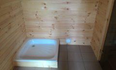 Строительство бани 4 х 4 м